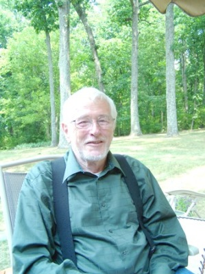 Author Robert Pelton
