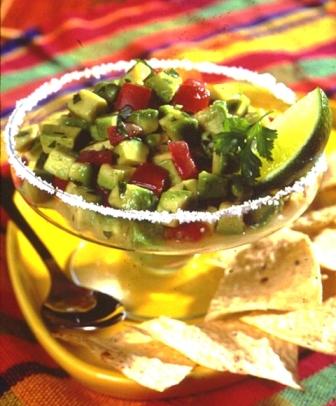 Avocado Tequila Salsa