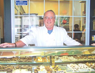 Bill Foley - owner of The Chocolate Fetish