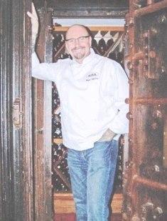 Chef Brett McKee