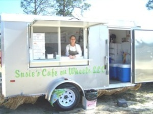 Susie's Cafe on Wheels, LLC