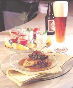 Crabmeat Cheesecake