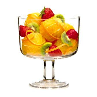 Home Essentials glass trifle bowl $24.99