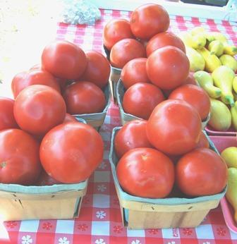 Harmony Hills Farm tomatoes