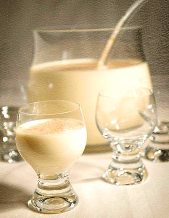 Rich Holiday Eggnog