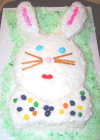 Kerry's Bunny Cake