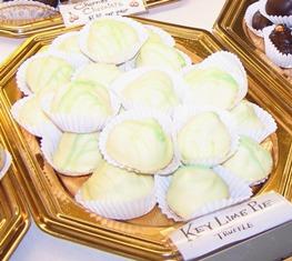 Key Lime Truffles