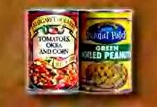 Margaret Holmes canned foods