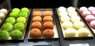 mochi creams