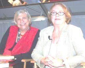 Nathalie Dupree and Marion Sullivan