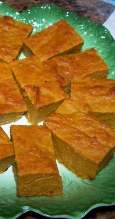 Hawaiian Style Rice Cake