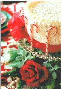 Susan Slack's Christmas Cake
