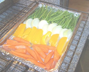 Veggies for roasting