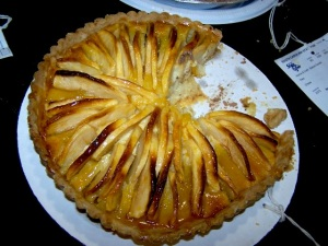 sc fair  apple tart