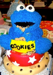 Cookie Monster 1